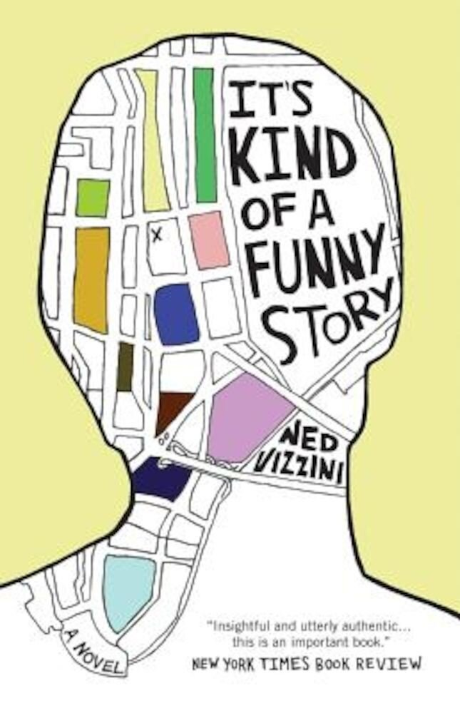 It's Kind of a Funny Story, Paperback