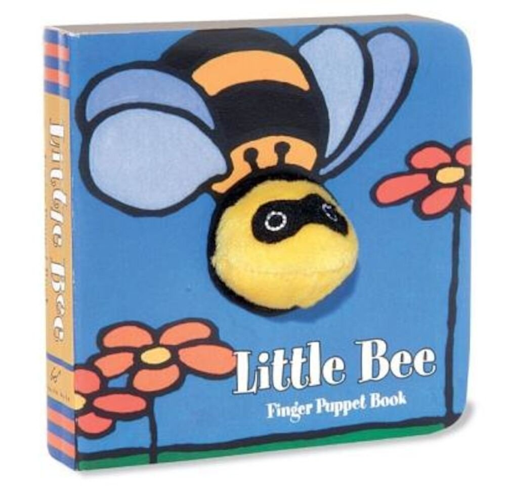 Little Bee: Finger Puppet Book [With Finger Puppet], Hardcover