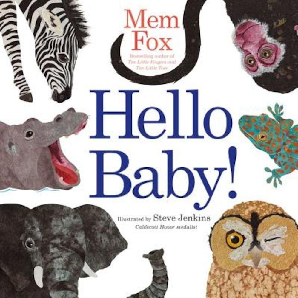 Hello Baby!, Hardcover