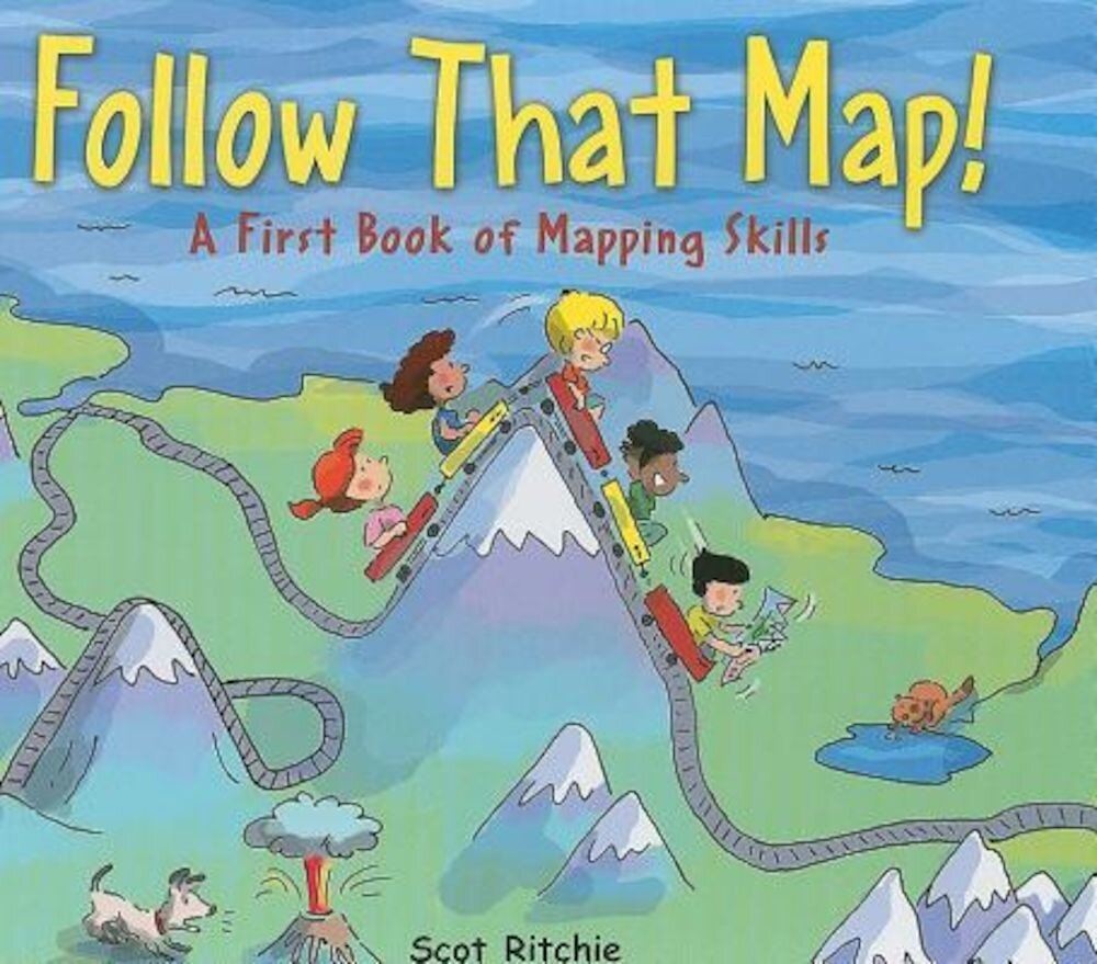 Follow That Map!: A First Look at Mapping Skills, Hardcover