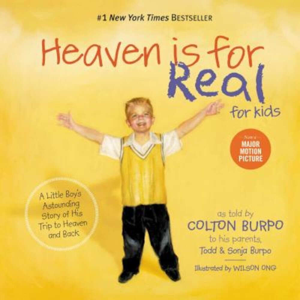 Heaven Is for Real for Kids, Hardcover