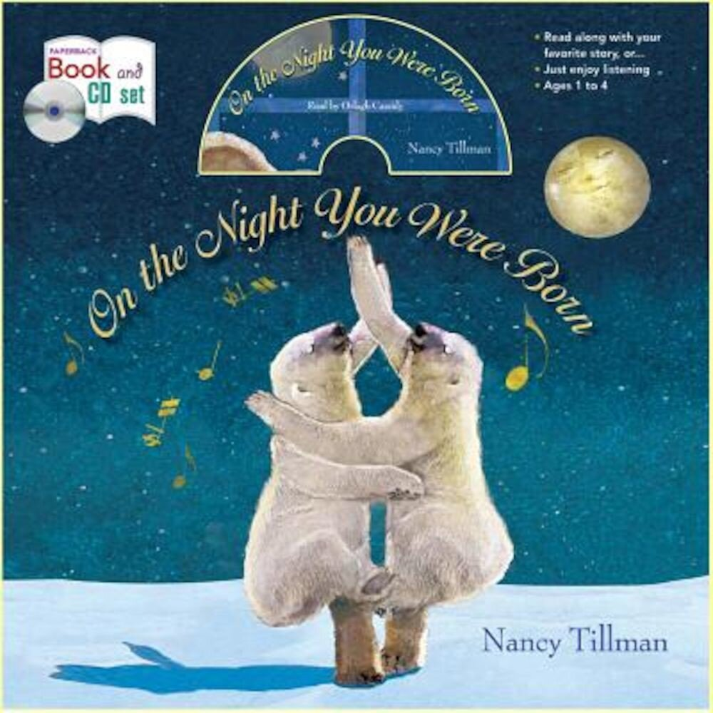 On the Night You Were Born [With CD (Audio)], Paperback