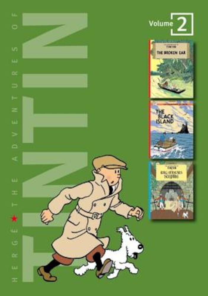 The Adventures of Tintin: Volume 2, Hardcover
