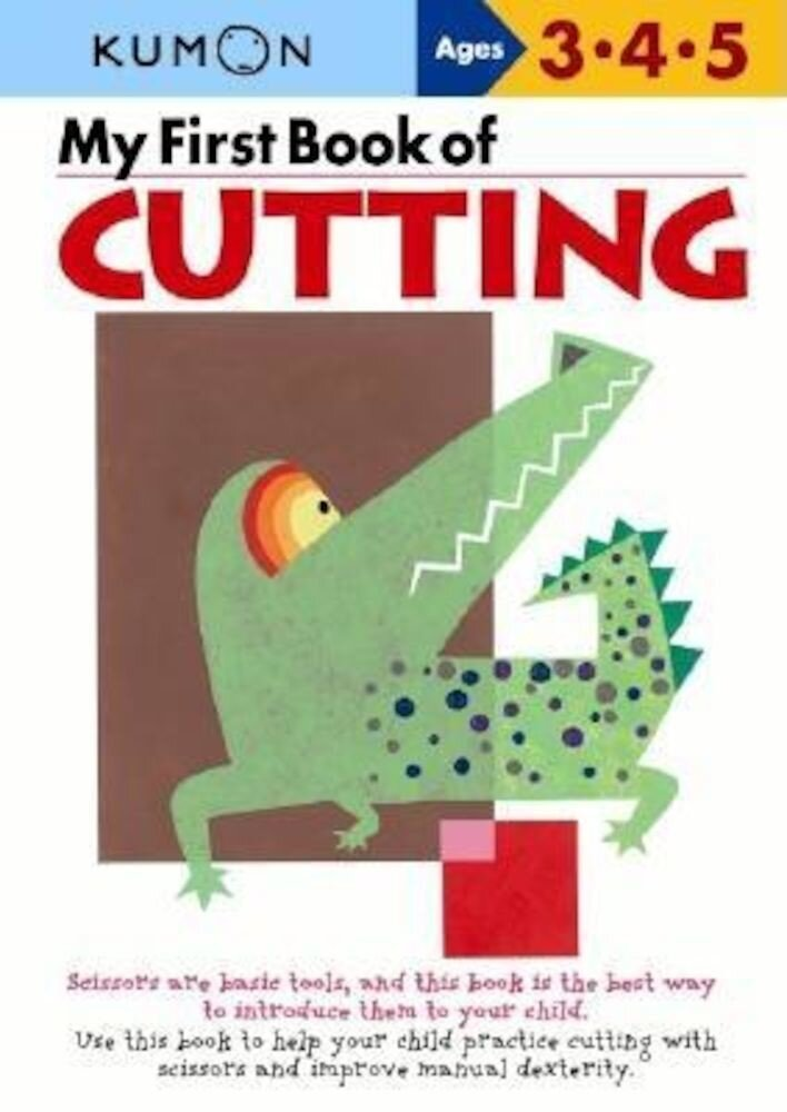 My First Book of Cutting, Paperback