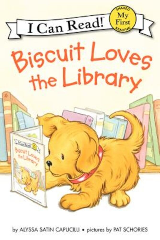 Biscuit Loves the Library, Paperback