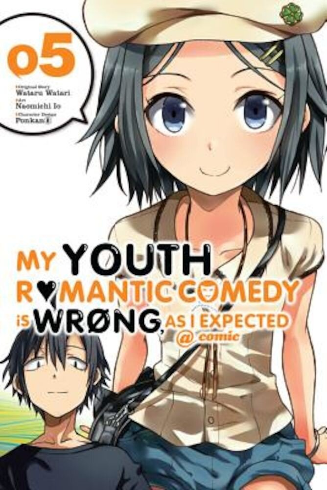 My Youth Romantic Comedy Is Wrong, as I Expected @ Comic, Volume 5, Paperback