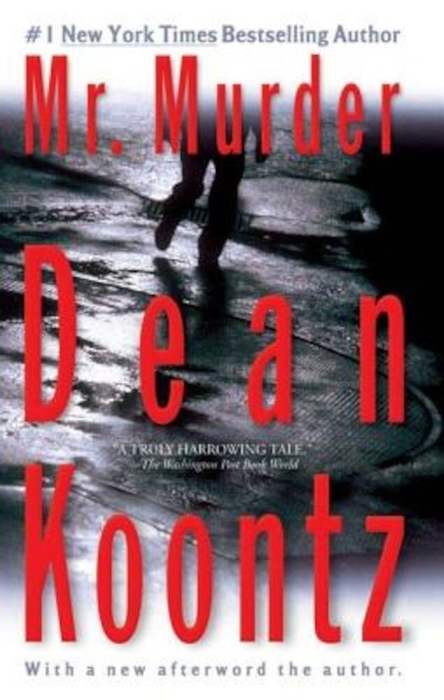 Mr. Murder, Paperback
