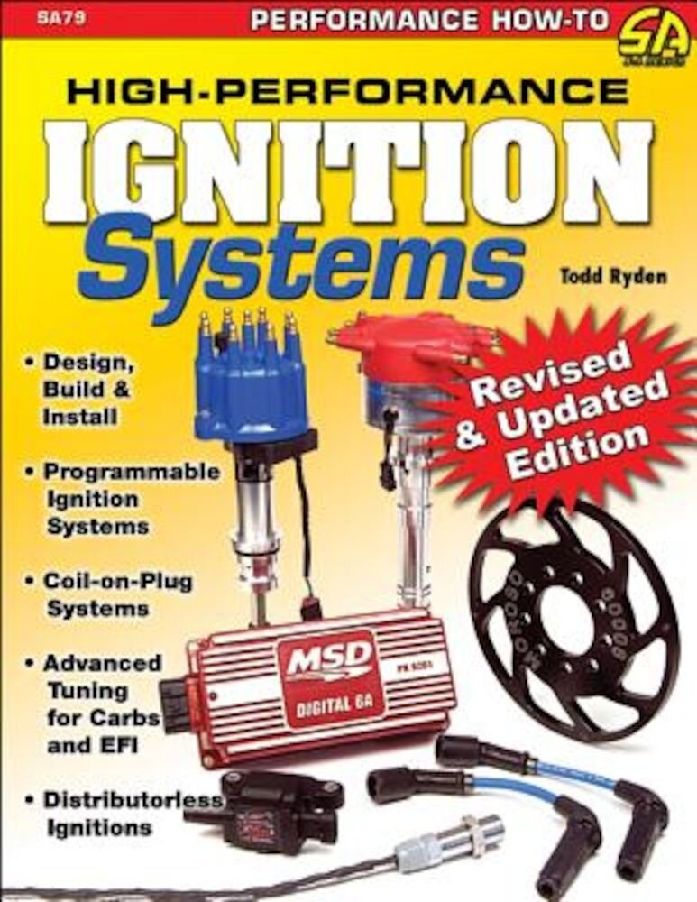 High-Performance Ignition Systems, Paperback