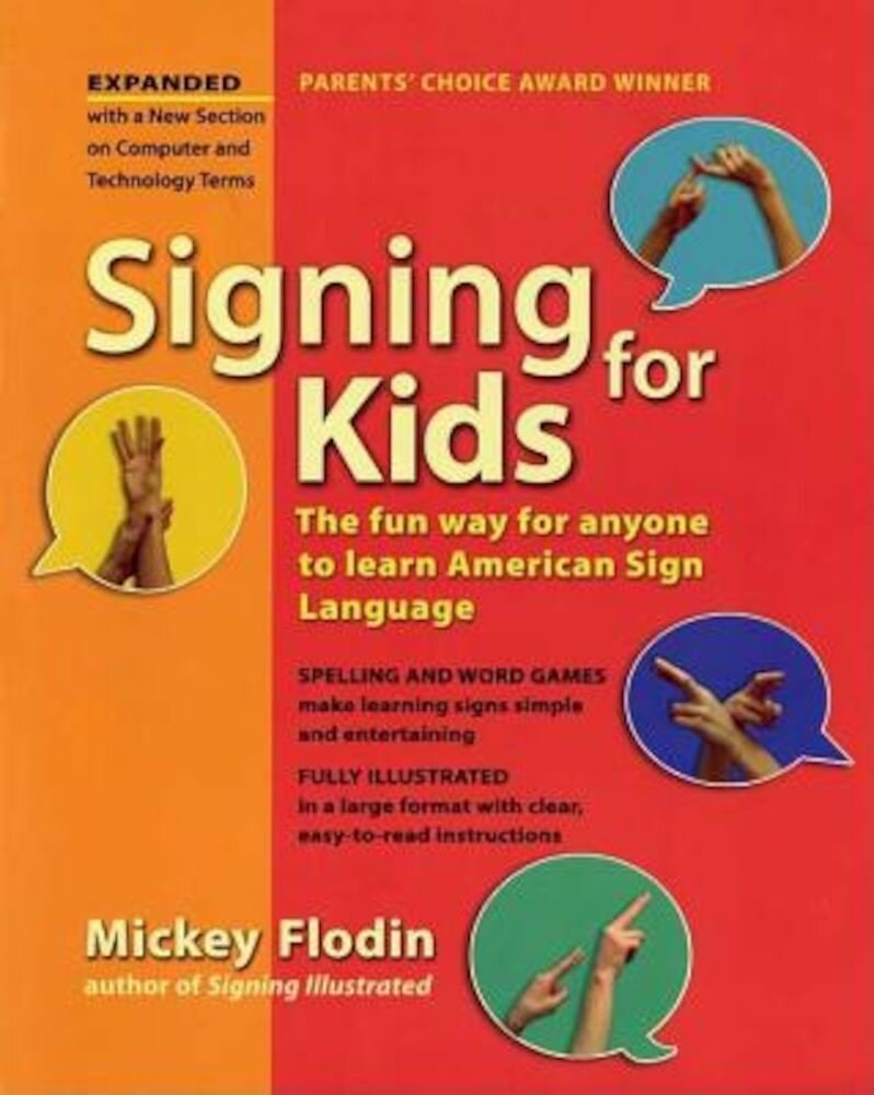 Signing for Kids, Paperback