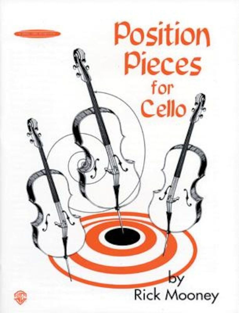 Position Pieces for Cello, Paperback