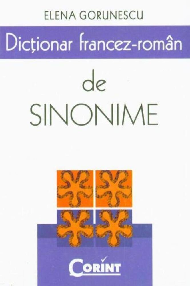 Dictionar francez-roman de sinonime
