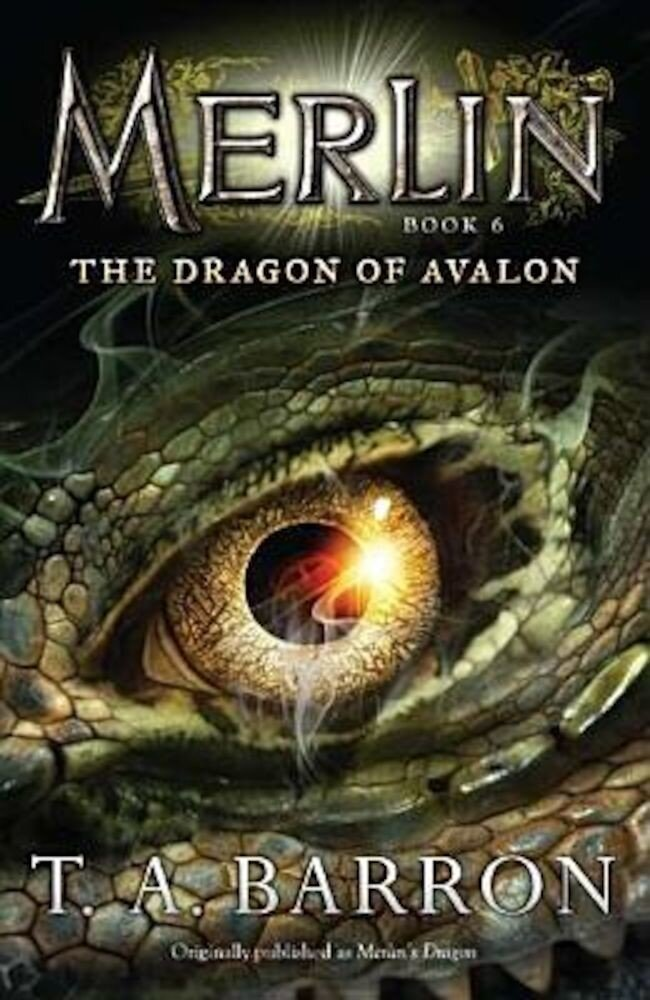 The Dragon of Avalon, Paperback