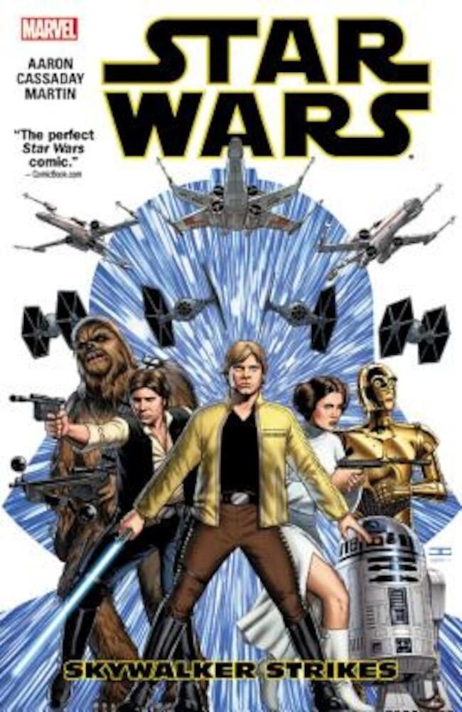 Star Wars, Volume 1: Skywalker Strikes, Paperback