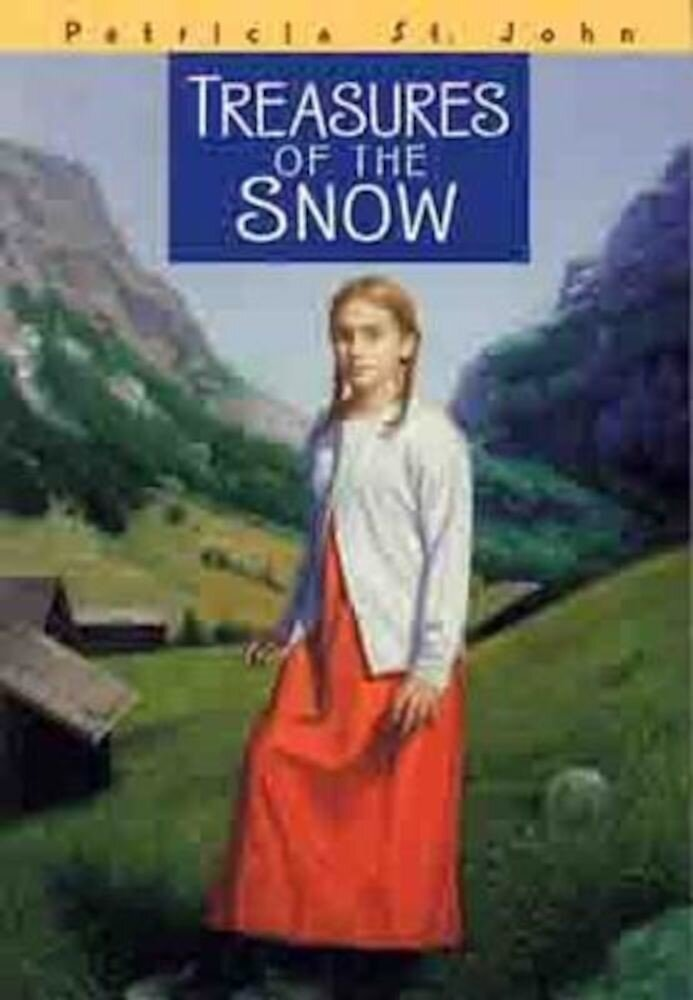 Treasures of the Snow, Paperback
