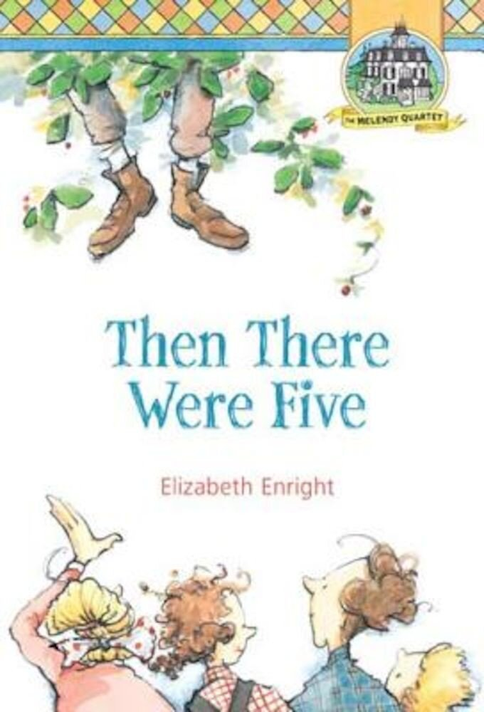 Then There Were Five, Paperback