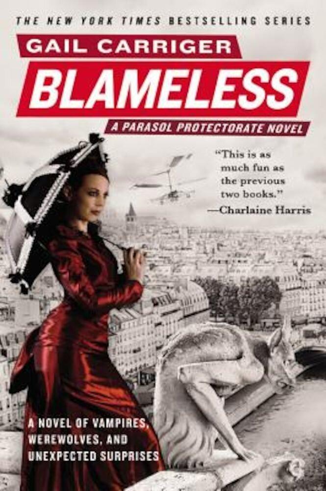 Blameless, Paperback