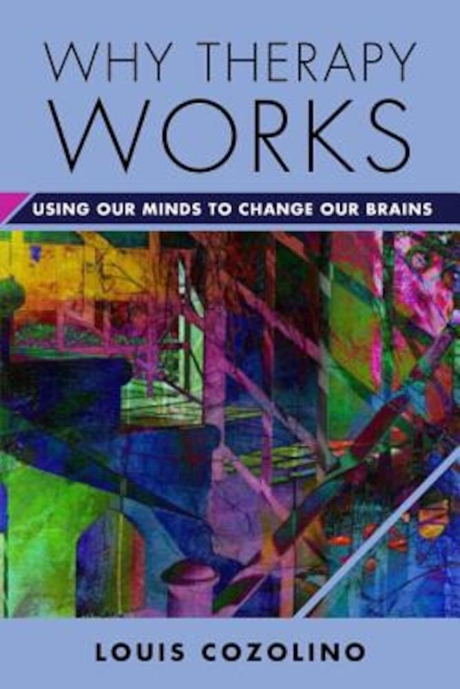 Why Therapy Works: Using Our Minds to Change Our Brains, Hardcover