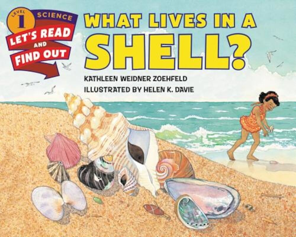 What Lives in a Shell?, Paperback