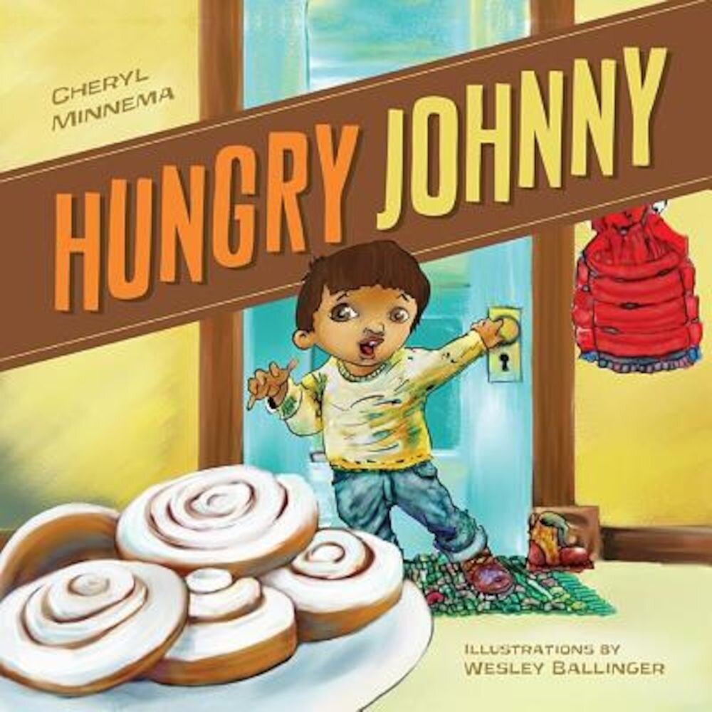 Hungry Johnny, Hardcover