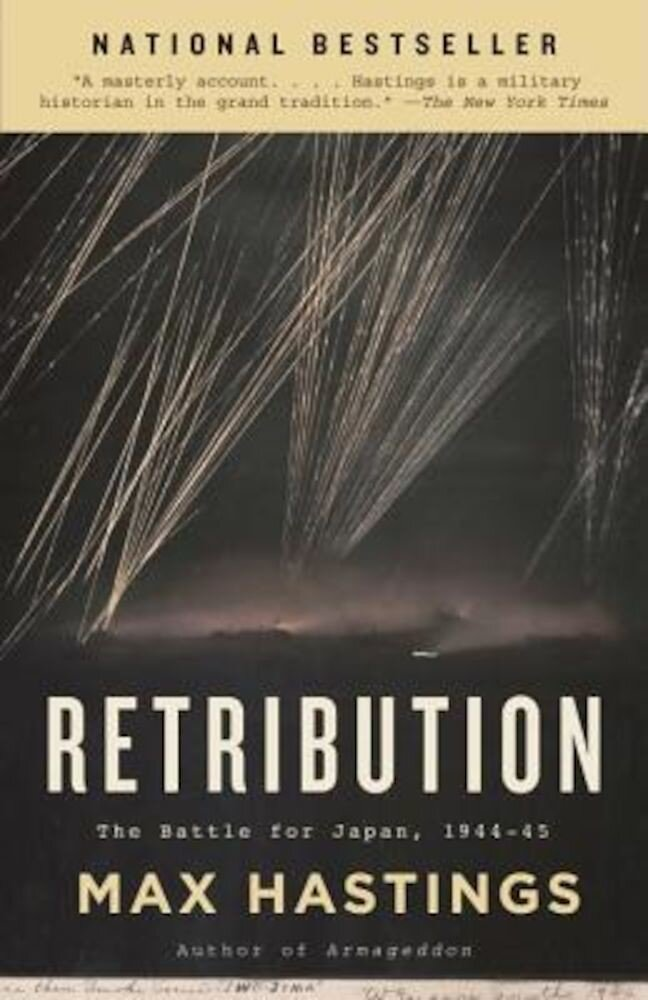Retribution: The Battle for Japan, 1944-45, Paperback