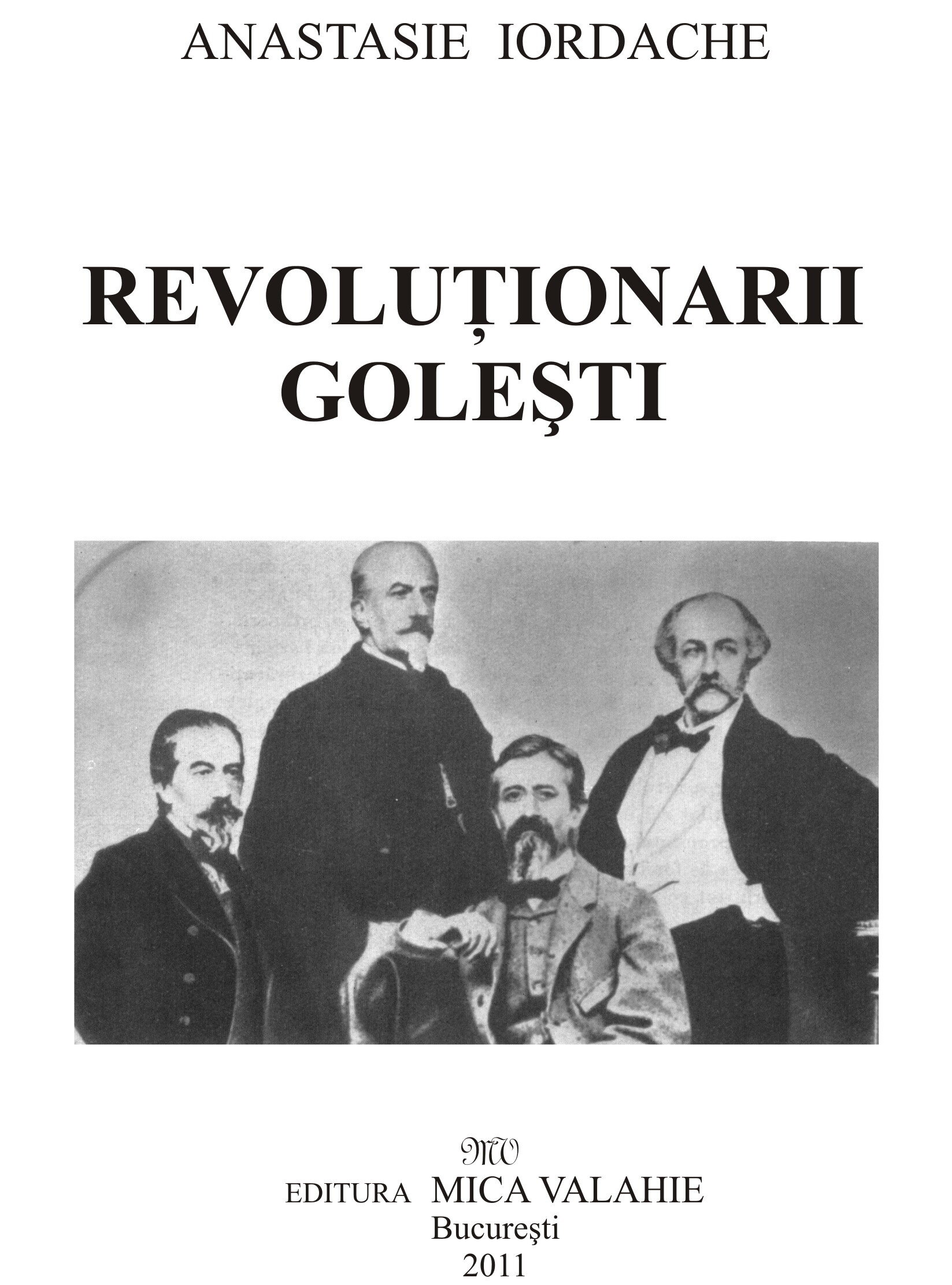 Revolutionarii Golesti (eBook)