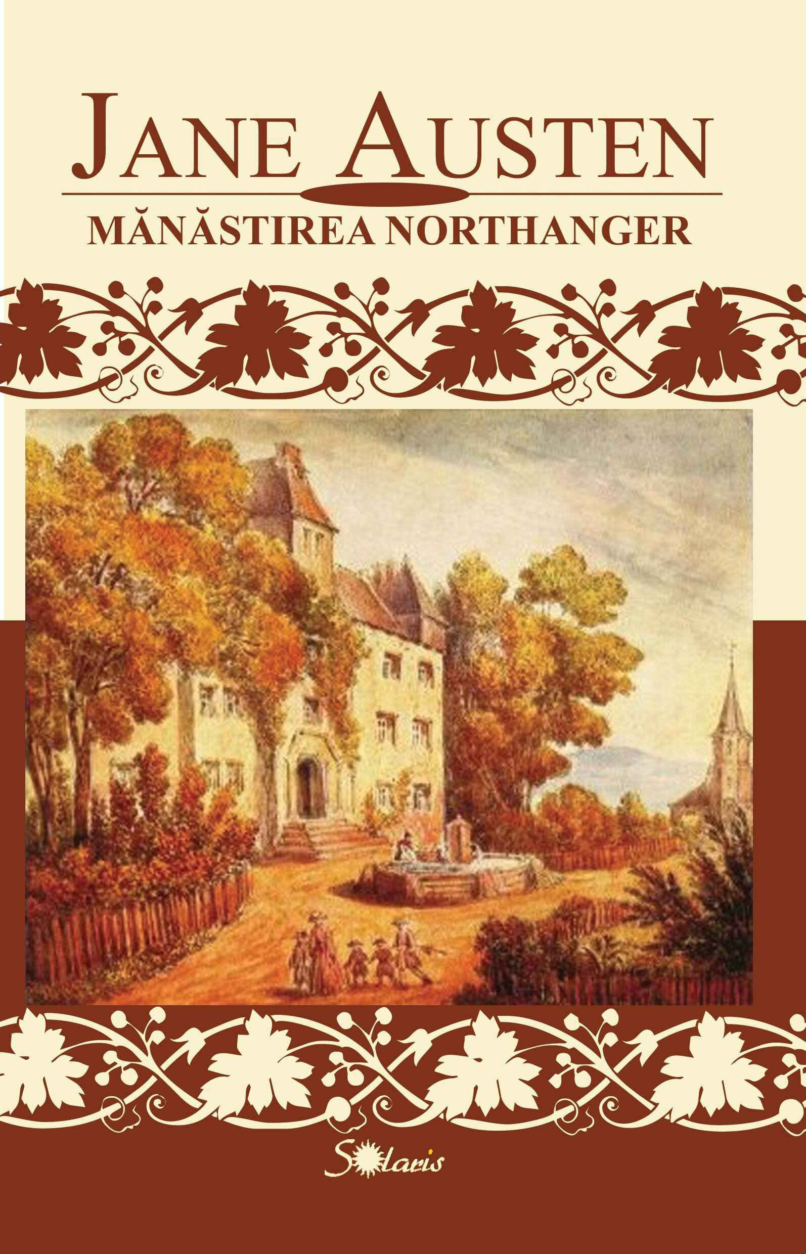 Manastirea Northanger (eBook)