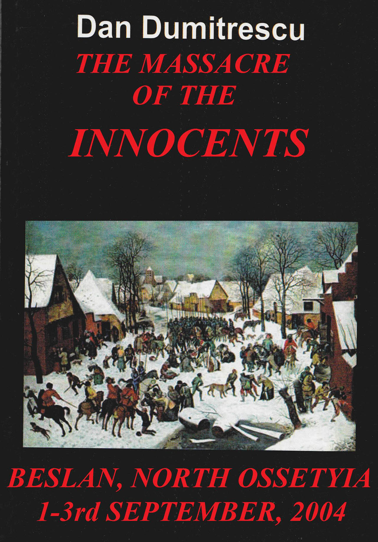 The massacre of the innocents (eBook)