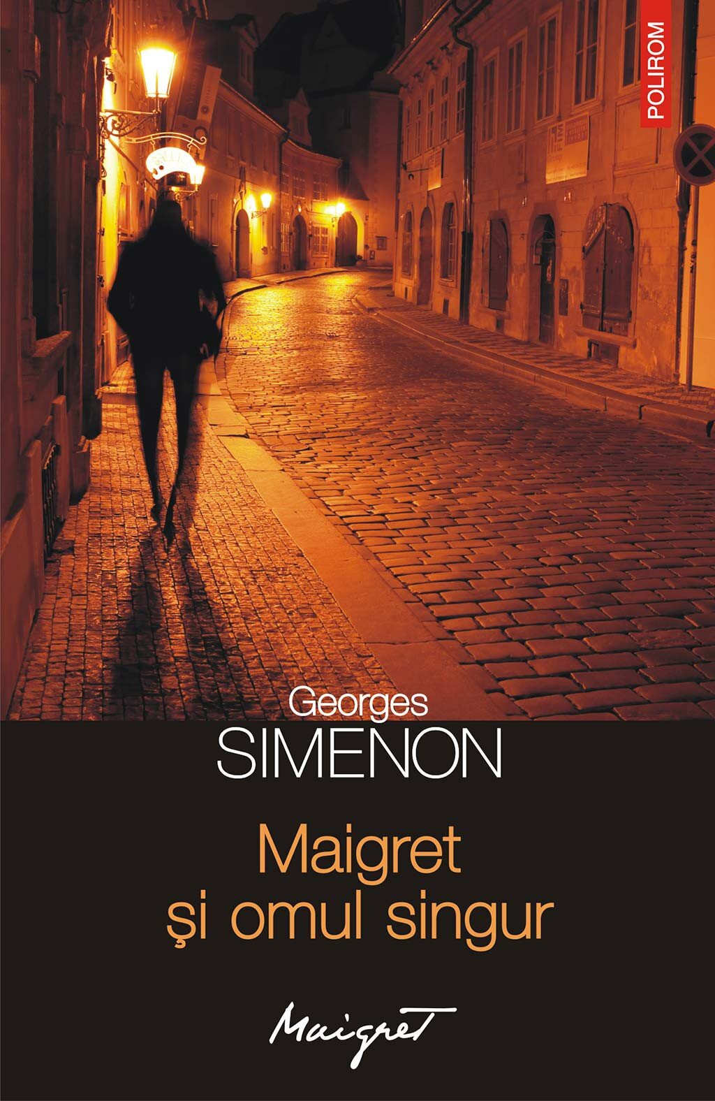 Maigret si omul singur (eBook)