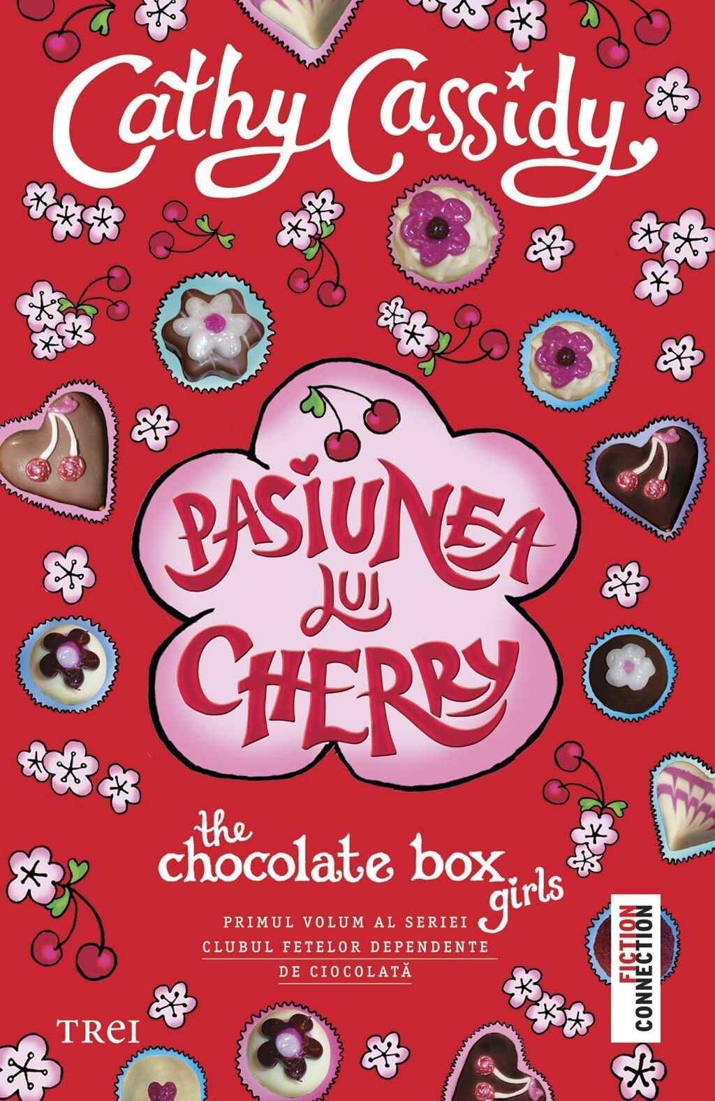 Pasiunea lui Cherry (eBook)