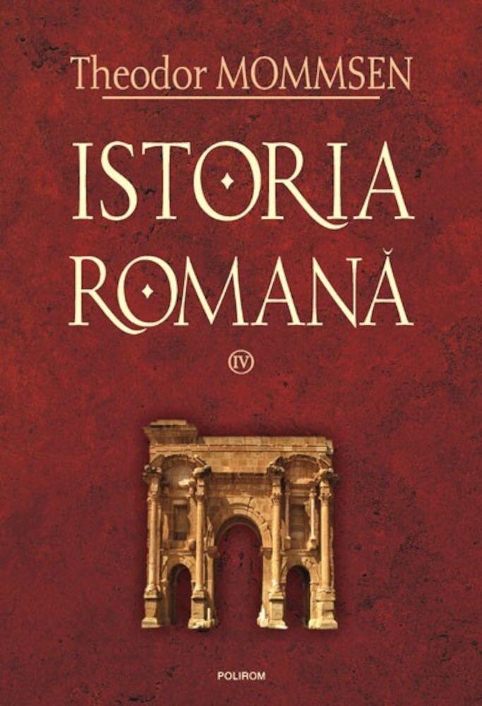 Istoria romana, Vol. 4