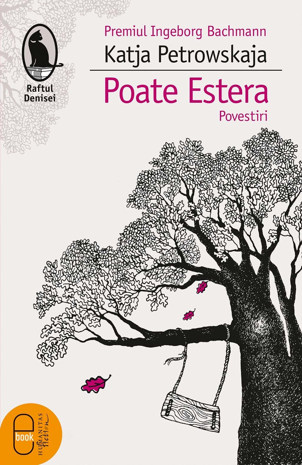 Poate Estera. Povestiri (eBook)