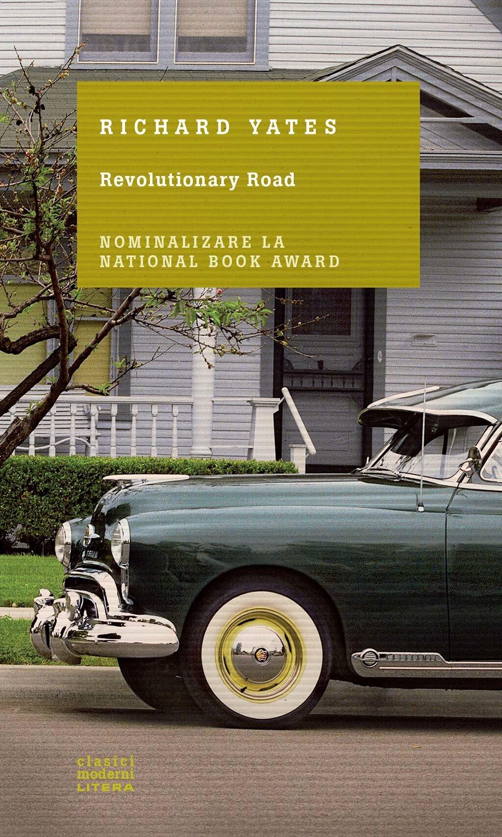 Revolutionary Road (eBook)