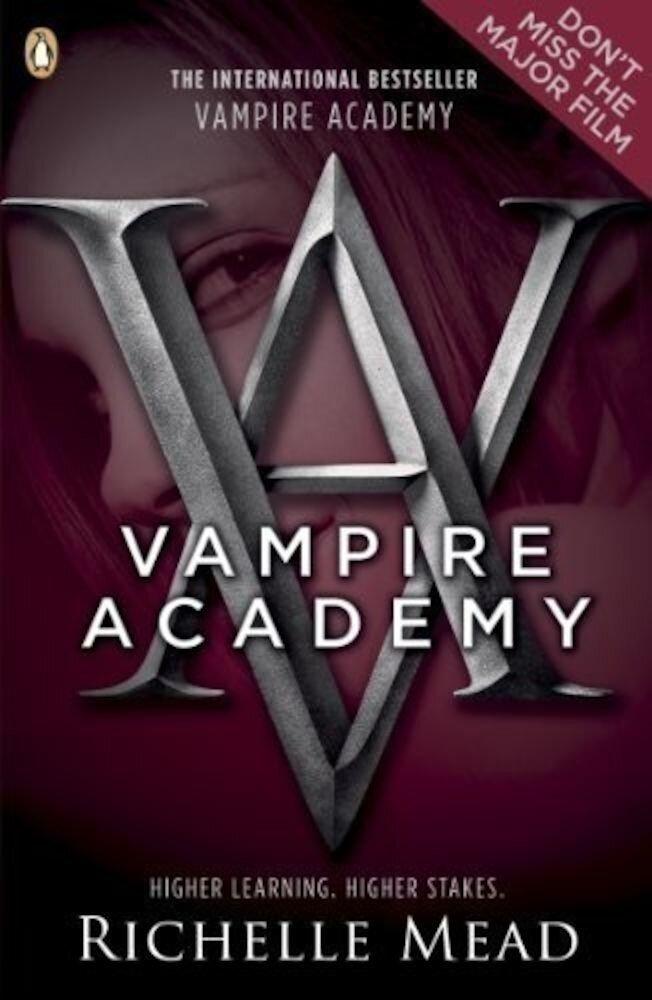 Coperta Carte Vampire Academy