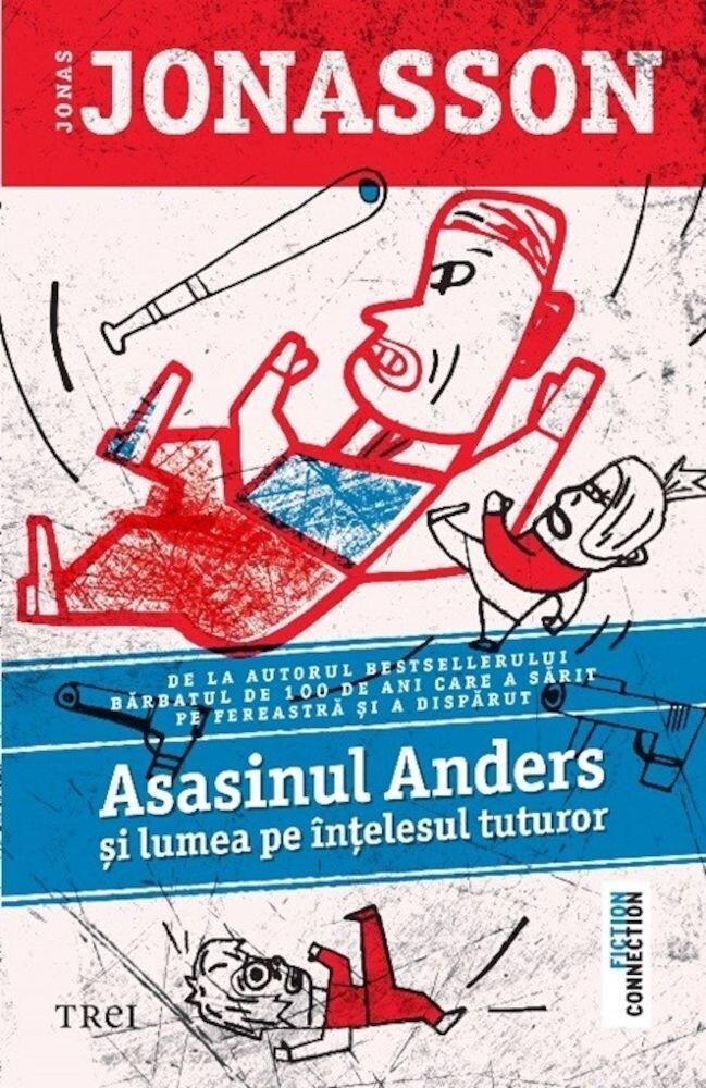 Coperta Carte Asasinul Anders si lumea pe intelesul tuturor
