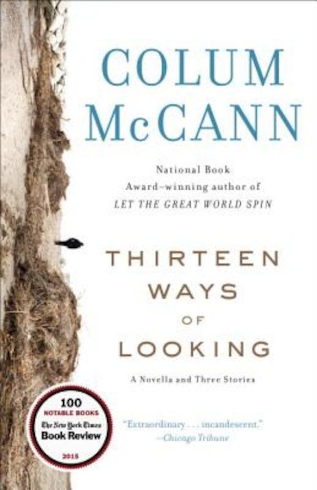 Thirteen Ways of Looking: A Novella and Three Stories, Paperback