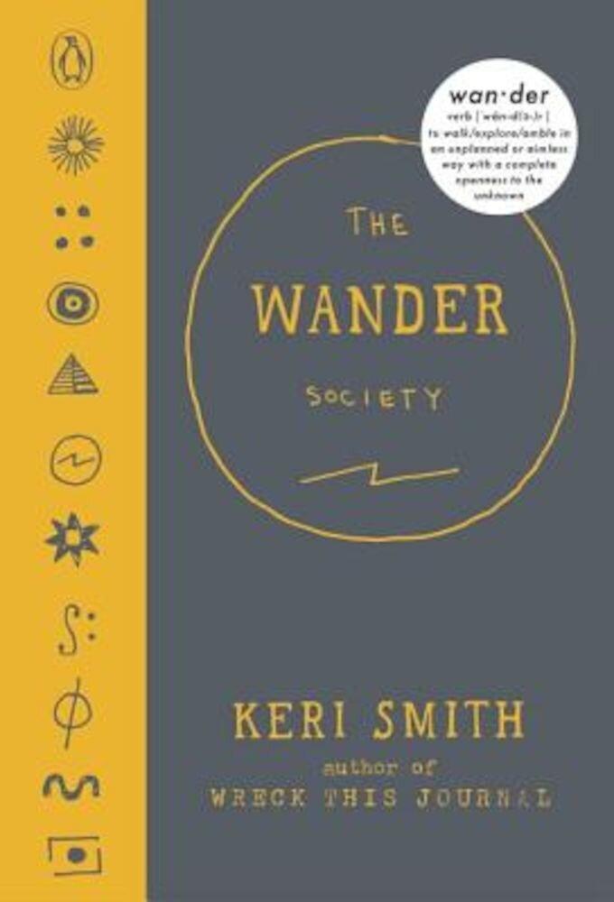 The Wander Society, Hardcover