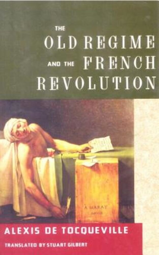 The Old Regime and the French Revolution, Paperback