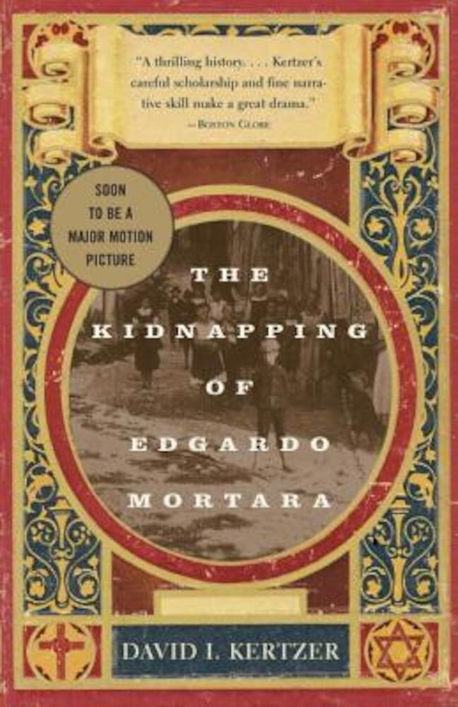 The Kidnapping of Edgardo Mortara, Paperback