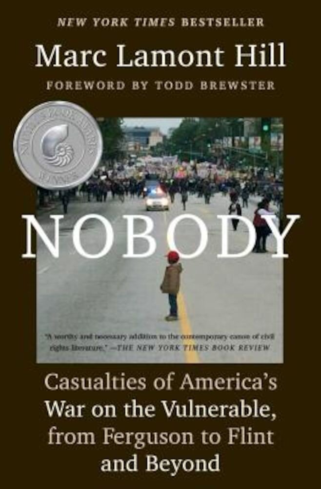 Nobody: Casualties of America's War on the Vulnerable, from Ferguson to Flint and Beyond, Paperback