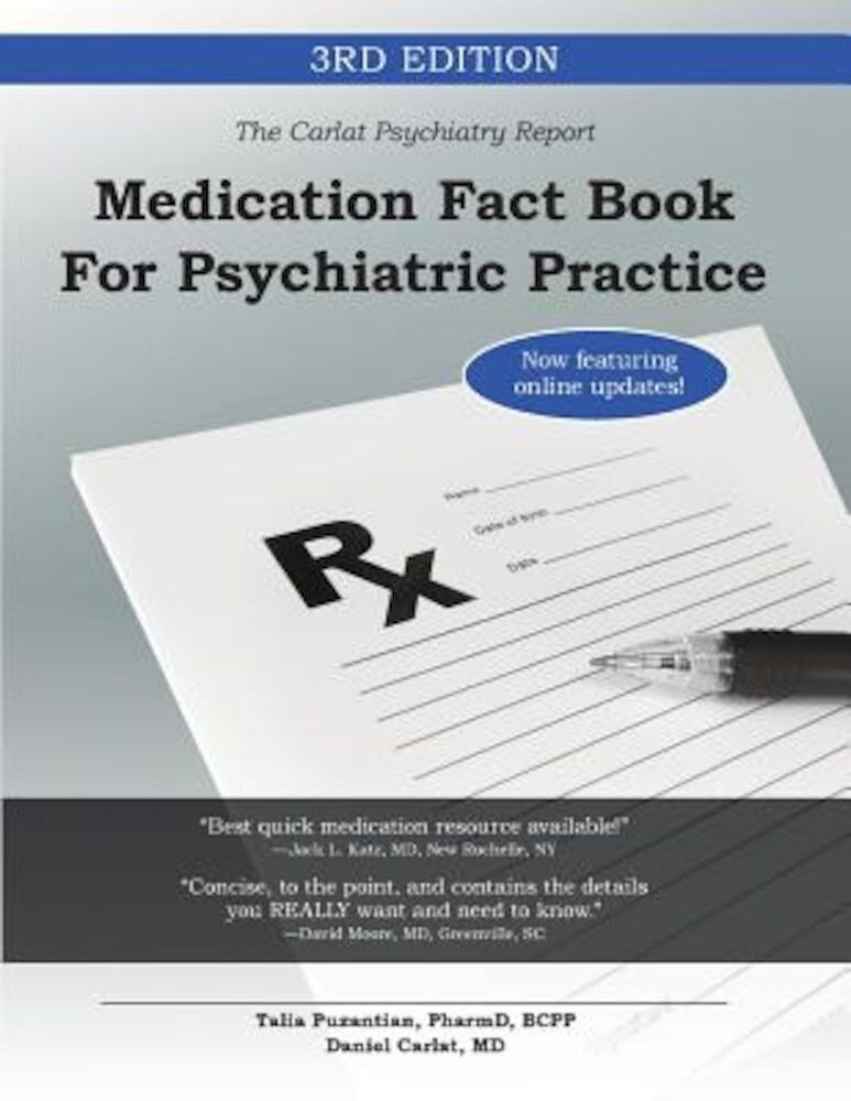 Medication Fact Book for Psychiatric Practice, Paperback