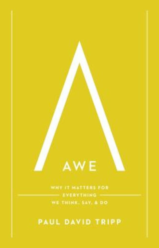Awe: Why It Matters for Everything We Think, Say, and Do, Hardcover