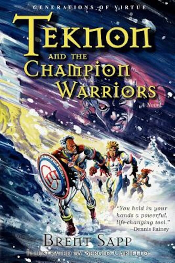 Teknon and the Champion Warriors, Paperback