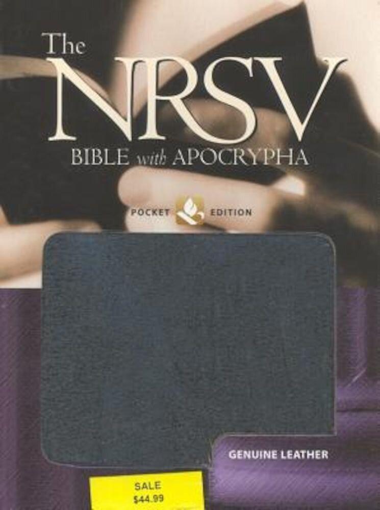 Pocket Bible-NRSV, Hardcover