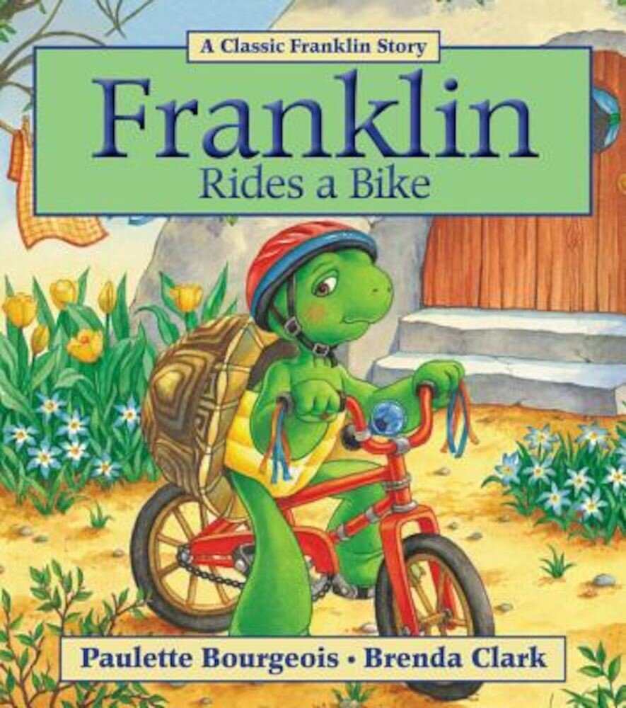 Franklin Rides a Bike, Paperback