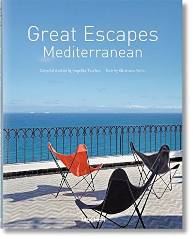 Great Escapes Mediterranean, Revised Ed