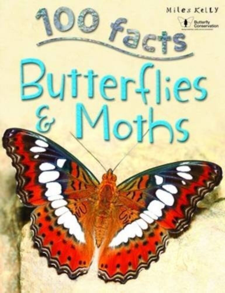 100 Facts Butterflies And Moths