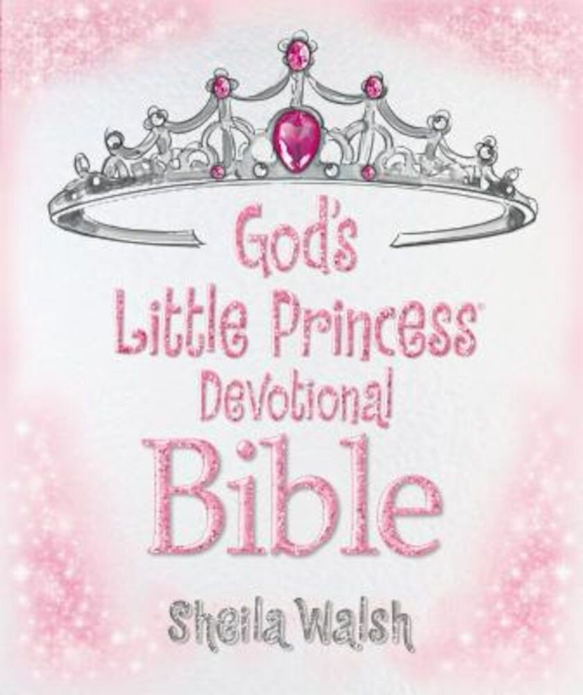 God's Little Princess Devotional Bible, Hardcover