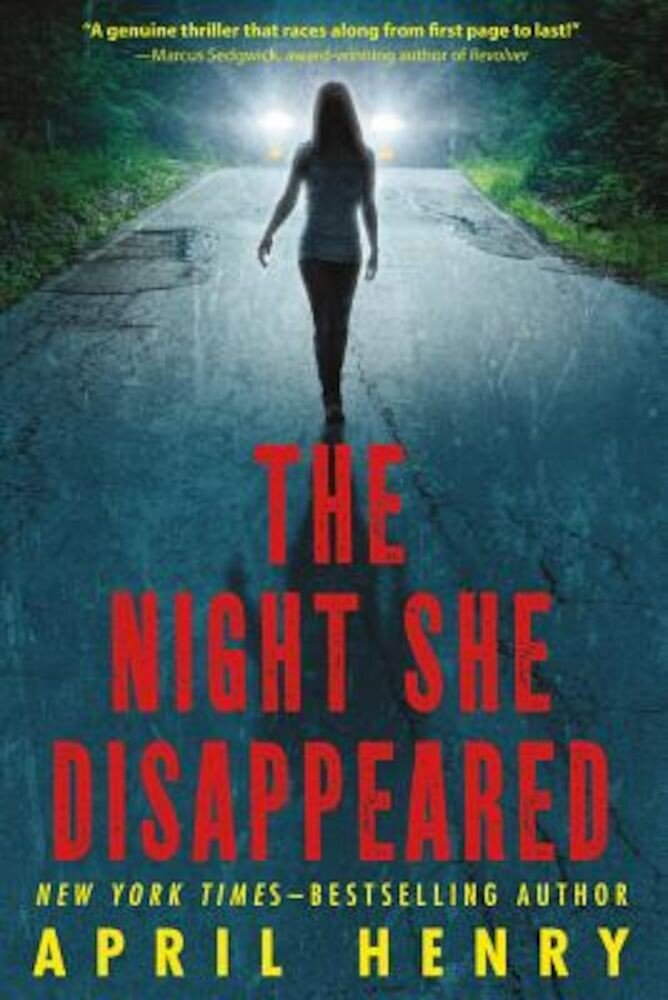 The Night She Disappeared, Paperback