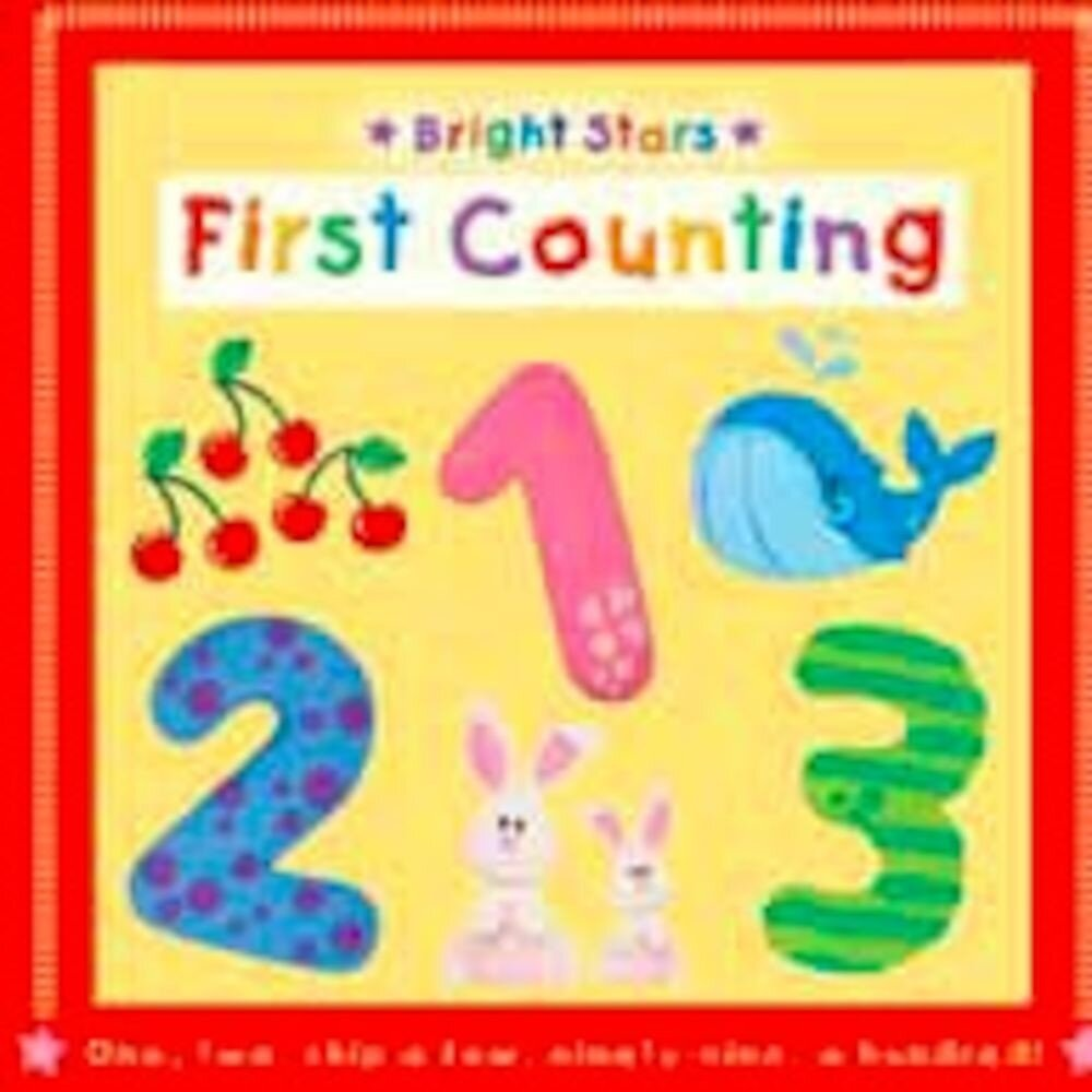 Little Learner's First Counting