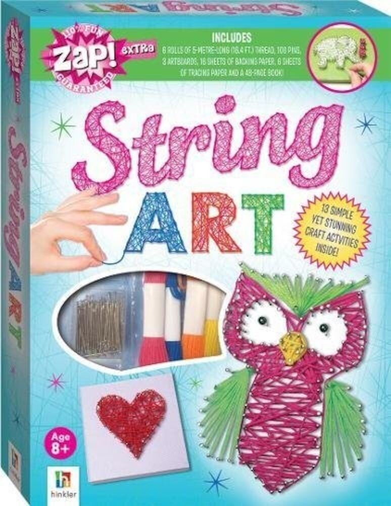 Zap Extra String Art